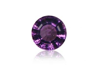 ametyst 9.41ct purple s IGI certifikátem