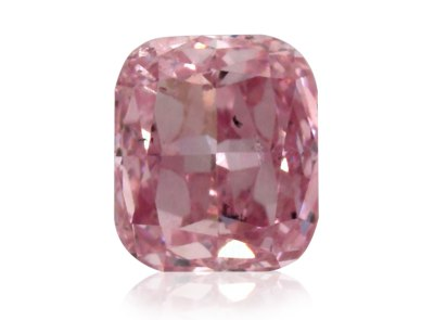 0.18ct Fancy Intense Purplish Pink/SI2 s GIA certifikátem