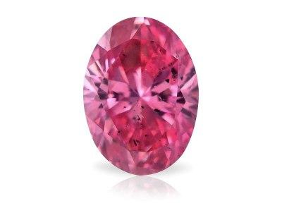0.21ct 2PP Fancy Vivid Purplish Pink/SI2 s ARG a GIA certifikáty