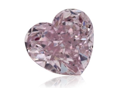 0.24ct Fancy Purple-Pink/SI2 s GIA certifikátem