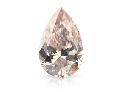 0.47ct 8PR (Fancy Light Pink)/VVS2 s ARG certifikátem
