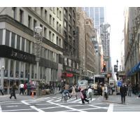 Tajný slang diamantové čtvrti vNew Yorku
