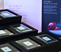 Rio Tinto představuje seznam výročních Argyle diamantů