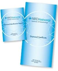 Certifikát HRD