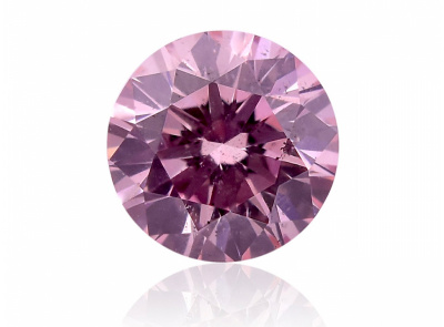 0.15ct Fancy Pink/SI2 s GIA a ARG certifikátem