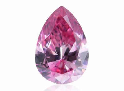 0.16ct Fancy Intense Pink/VS1 s GIA a ARG certifikátem