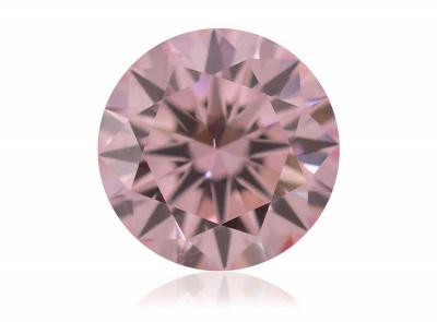 0.20ct 8PR (Fancy Pink)/VS2 s ARG certifikátem