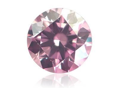 0.23ct Fancy Purplish Pink/VS2 s GIA a ARG certifikátem