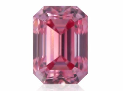 0.29ct Fancy Intense Pink/VS2 s GIA a ARG certifikátem