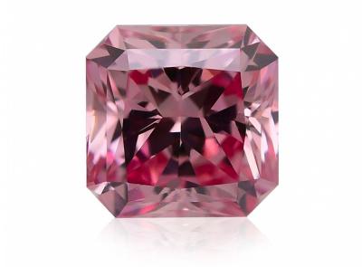0.31ct Fancy Intense Pink/SI1 s GIA a ARG certifikátem