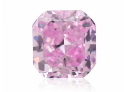 0.32ct Fancy Purplish Pink/SI1 s GIA a ARG certifikátem