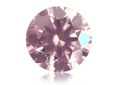 0.33ct 9PR (Fancy Light Pink)/SI2 s ARG certifikátem
