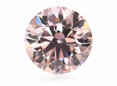 0.61ct 8P (Fancy Light Pink)/SI1 s ARG certifikátem