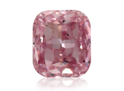 0.18ct Fancy Intense Purplish Pink/SI2 s GIA certifikátem