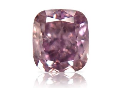 0.19ct Fancy Deep Purple-Pink/SI2 s GIA certifikátem
