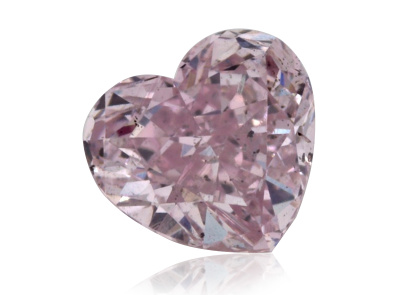 0.24ct Fancy Purple-Pink/SI2 s GIA certifikátem