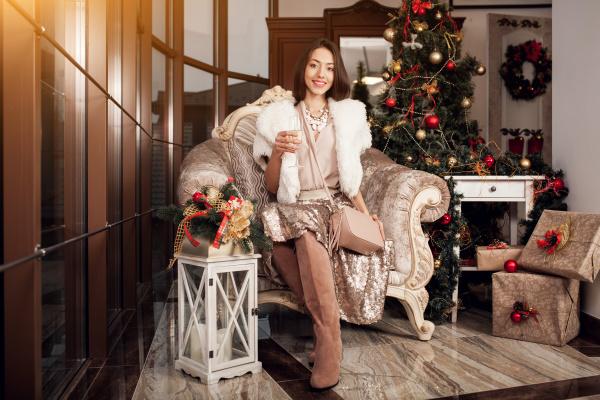 Tradiční vánoční dárky pro ženu