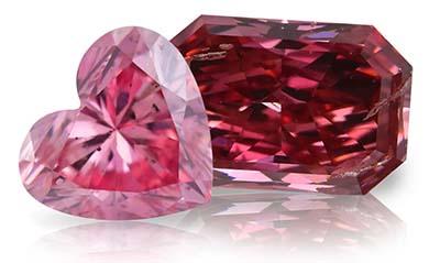 Růžové diamanty