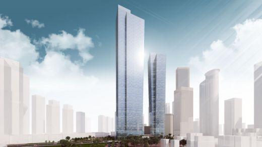 Israel Bourse Tower