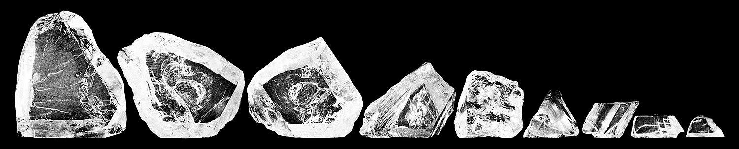 Diamanty z Cullinanu