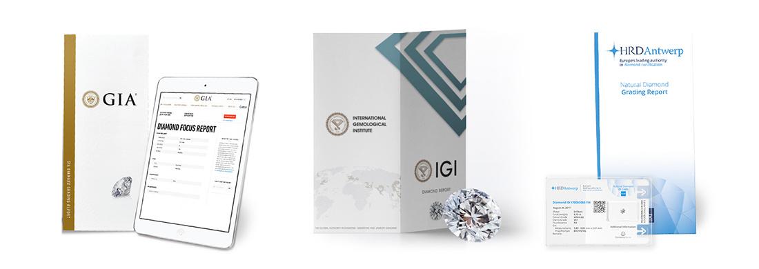 mezinárodní certifikáty