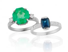 Šperky s drahokamy
