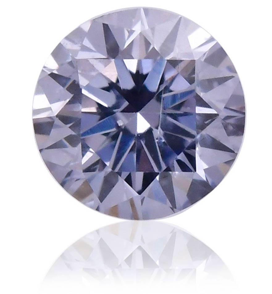 Blue Violet Diamant
