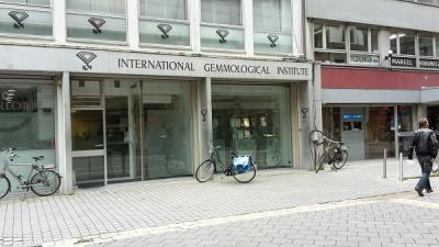 Mezinárodní Gemologický Institut v Antverpách