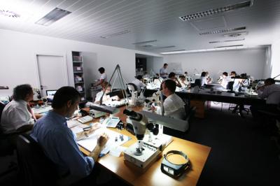 Laboratoře GIA