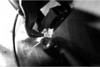 leštění diamantu