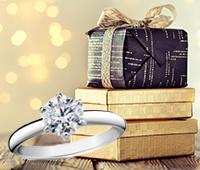 Diamantový šperk jako vánoční dárek je sázkou na jistotu!