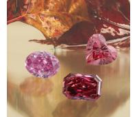 Nové růžové diamanty z dolu Argyle