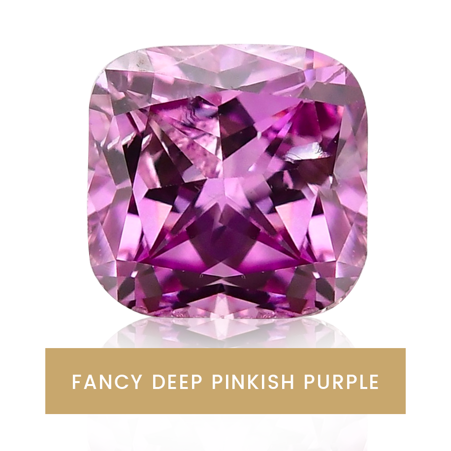fancy deep pinkish purple