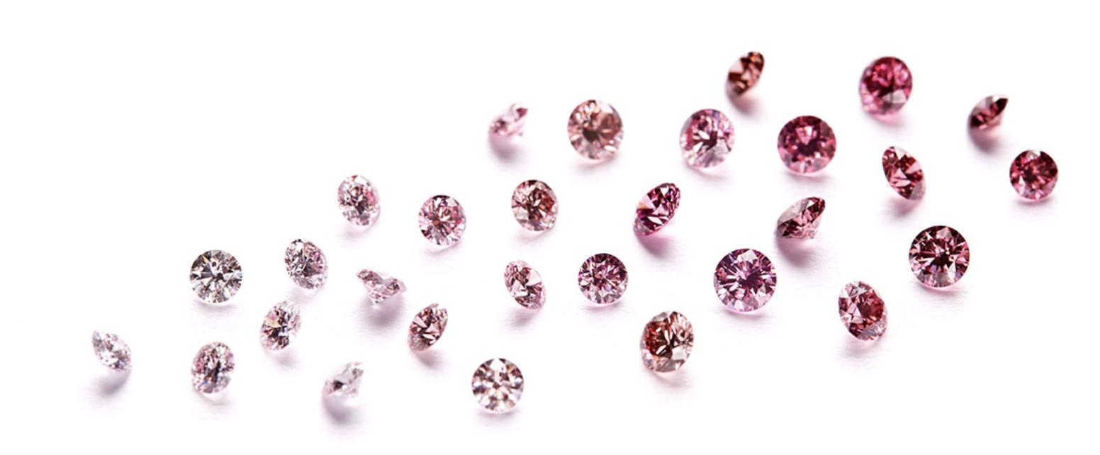 Sbírka diamantů Argyle