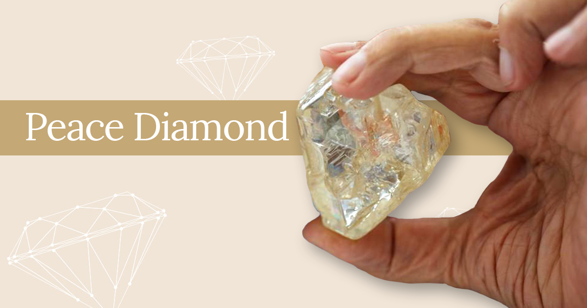 Diamant Peace Diamond
