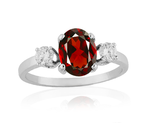prsten s pyropem