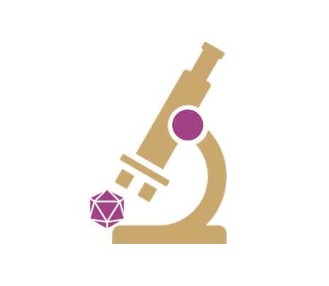 mikroskop - pyrop