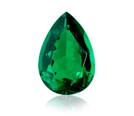 barva smaragdu