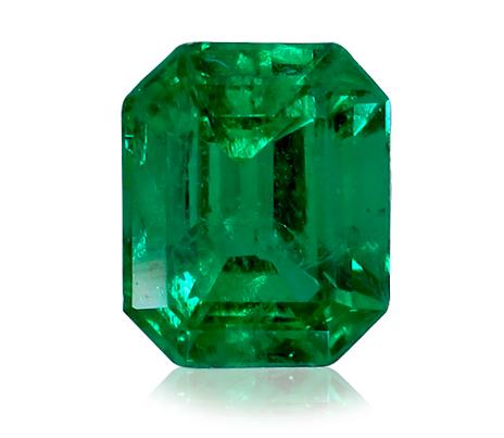 kolumbijský smaragd