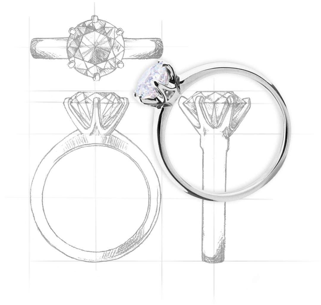 Návrh šperku
